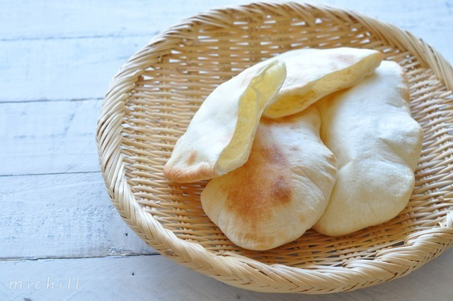 ピタパン レシピ