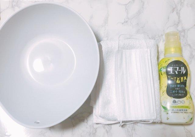 洗う 使い捨て マスク を 使い捨て(不織布)マスクは煮沸やアルコール消毒していい?再利用できる?