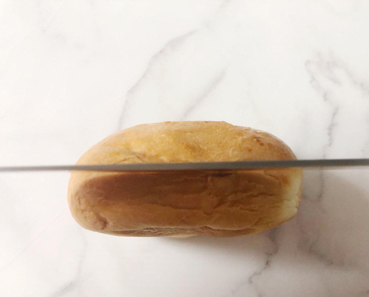 解凍 コストコ ディナー ロール