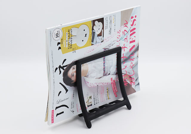 セリア 書類ホルダー サイズ 使用感 雑誌