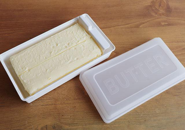 ダイソー バターケース 使用感