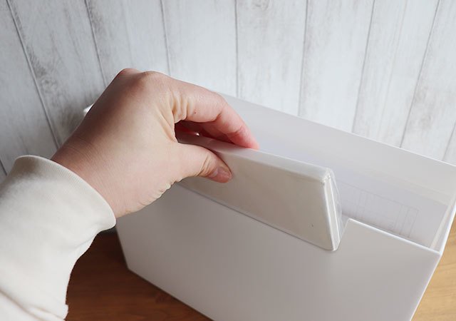 ダイソー 300円商品 ファイルボックス 使用感