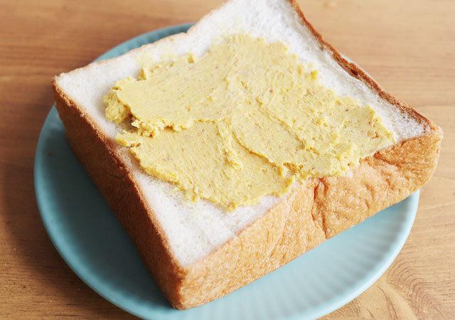 カルディ ぬって焼いたらカレーパン 焼く