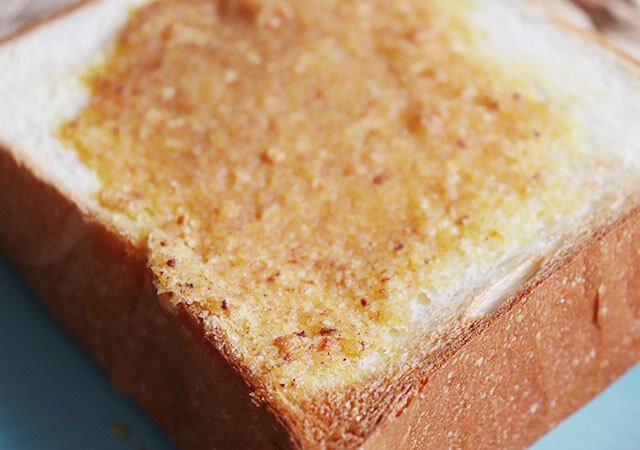 カルディ ぬって焼いたらカレーパン トースト