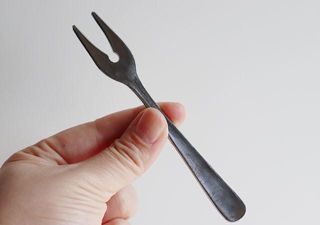 ダイソー やきとりを外して食べるフォーク