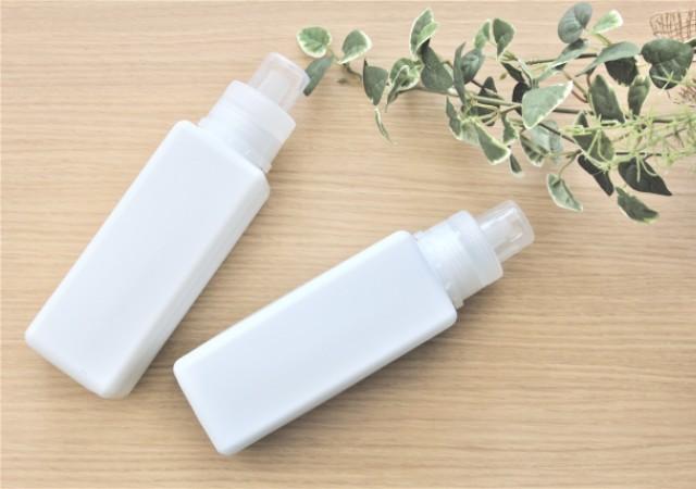 洗剤ボトル 白 画像