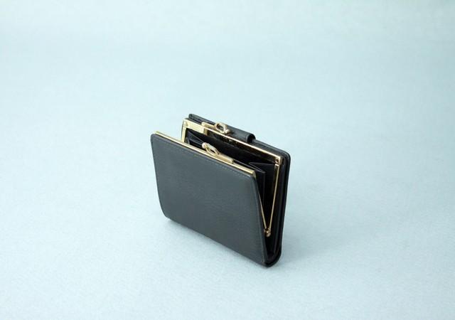 黒のお財布 画像
