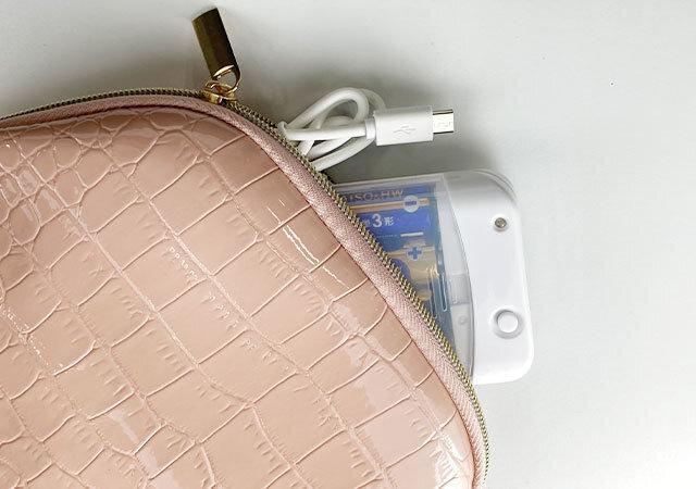 ダイソー 550円 家電 乾電池式充電器 サイズ