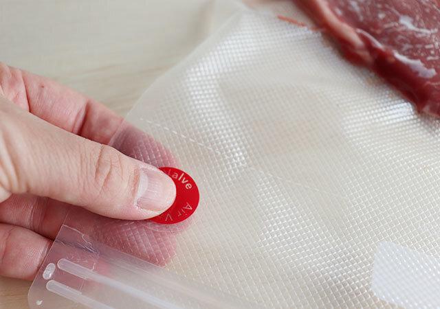 ダイソー 人気商品 食品用真空パックセット 使用方法 確認