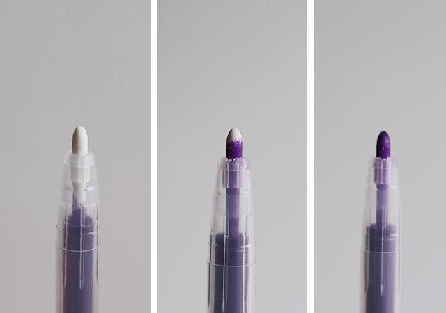 ダイソー 500円 作り方 オリジナルインクペン インク調合セット(5本組)