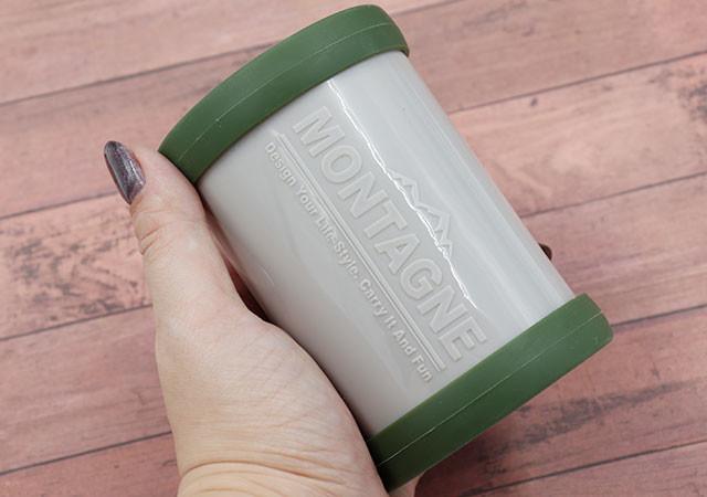 モンターニュ 保冷缶ホルダー