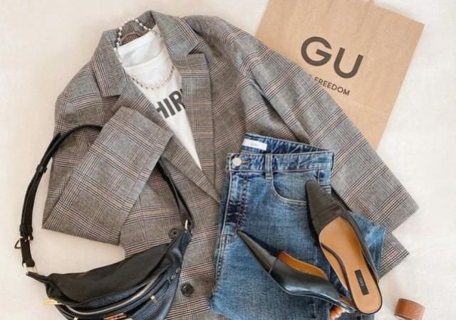 GU ジャケット 画像