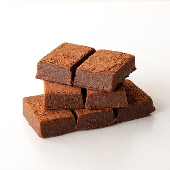 シャトレーゼ チョコレートスイーツ 生チョコレート ミルク
