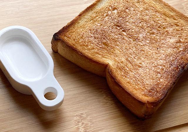 ダイソー トーストスチーマー(珪藻土配合) 使用感 焼き上がり