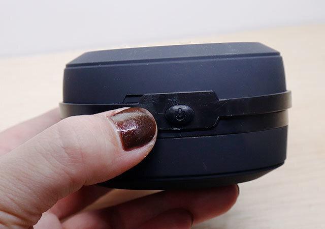 100円ショップ 100均 100円 百円 百円ショップ アイテム LEDライト ライト LEDランタン ランタン 懐中電灯 便利 優秀 使える おすすめ オススメ レビュー 開封 電源 電源ボタン